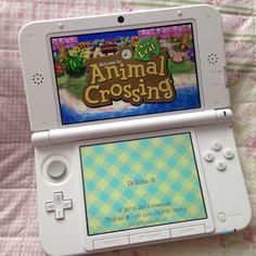 Nintendo Ds, Nintendo Games, Nintendo Consoles, Nintendo Switch, Animal Crossing, Kawaii Games, Super Smash Bros, Childhood, Geek Stuff