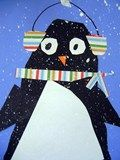Artsonia Art Exhibit :: Penguins in a Blizzard
