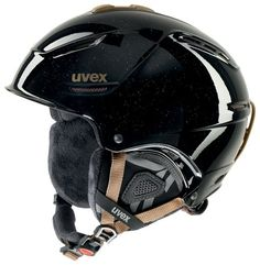 uvex pro WL // It's a lady thing. The uvex pro Women's Line ski helmet is the lightest hardshell helmet that has ever been manufactured. Outstanding design and the latest technologies are the characteristics of the pro WL ski helmet. Ski Helmets, Football Helmets, Ski Sport, Ski Wear, Helmet Design, Ski Fashion, Skyfall, Ski And Snowboard, Bicycle Helmet