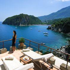 Mezzatorre Resort & Spa — Isola d'Ischia Luxury Hotels | Tablet Hotels