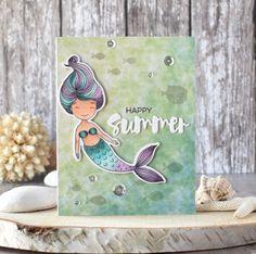 YAY Summer! Summer Cards | Part 1 | Craft For Joy Designs