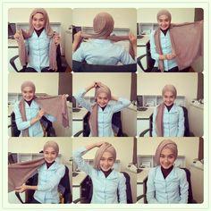 Hijab and turban