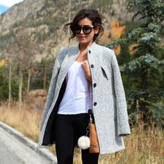 sazan, hendrix, blogger, coat, fall style, affordable finds, best bloggers, top la bloggers, fashion, beauty, jacket trends, trench coat, off the shoulder, kurdish, beauty, outfit ideas, old navy style, anthropologie, colorado, vail, travel