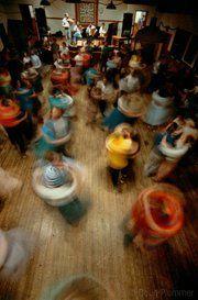 Contra Dance Photo - when in doubt. Contra Dancing, Social Dance, Country Dance, Partner Dance, Folk Dance, Folk Fashion, Dance Photos, Fb Covers, Lets Dance