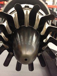 P 307A Jet Engine