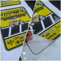 STICKER MARKETING . Cantik tak! Jangan ingat di @custom_my...