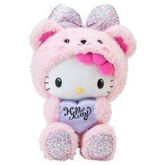 Hello Kitty bear plush