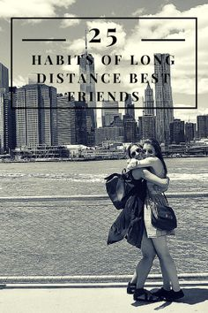 Habits of Long Distance Best Friends // Words On My Page