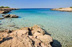 Le meravigliose spiagge del Salento  su Turista Web
