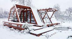 Soleta, une maison luxueuse et écolo pour 25.000Euros seulement! Petite visite guidée...