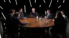 The Hollywood Reporter's annual roundtables are in full effect. An eclectic crew of white guys talk about movies in this year's Director Roundtable, including Danny Boyle (Steve Jobs), Tom Hooper (The Danish Girl), Alejandro GonzálezIñárritu(The Revenant), David O. Russell (Joy), Ridley Scott (The Martian) and Quentin Tarantino (The Hateful Eight).