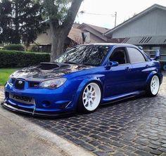 Subaru Impreza STI {#Subaru #Enthusiast? We are too! Visit our blog for the best…