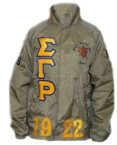 Sigma Gamma Rho Jackets | Sign in or Create an account