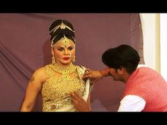 Rakhi Sawant launches Rohit Verma's new EXCLUSIVE collection.