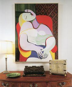 Wall art, interior decor/ artist Picasso