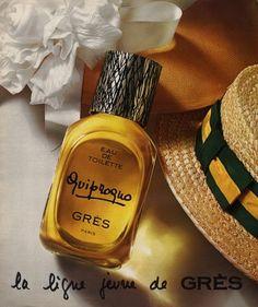 QuiProQuo -  Gres perfume 1975