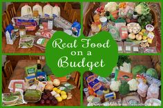 Real Food on a Budget: Eating From The Pantry | Divine Health