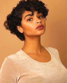 Short Curly Hairstyles for Women - Short. Short Curly Hairstyles for Women - Short Curly Hairstyles for Women - Short Curly Hairstyles For Women, Curly Hair Styles, Curly Hair With Bangs, Curly Hair Cuts, Hairstyles For Round Faces, Curly Bob Hairstyles, Long Curly Hair, Easy Hairstyles, Natural Hair Styles