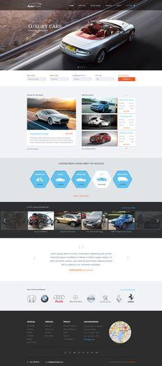 auto, car, options, layout