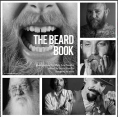 """@Mary Lou Sandler may have turned down Don Draper on a 1990's dating show, but she gave us an astounding """"YES!"""" when asked to showcase on June 5th! She will be showcasing her project, The Beard Book. The Beard Book is a collection of Black & White Photography of Over 100 MEN… their BEARDS… and their STORIES! Proceeds go directly to fund cancer research. #beards #dondraper #madmen #beard #cancerresearch #jonhamm #laphotographer #philanthropist #photographer #laphotography #laartshow…"""