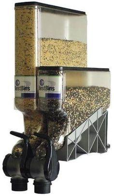 Afbeeldingsresultaat voor Gravity Bins Bulk Food Dispenser