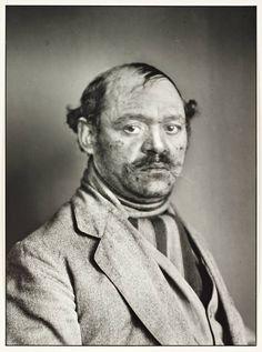 August Sander   Turkish Mousetrap Salesman, ca 1924-30
