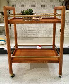 Threshold bar cart, Target, $130