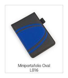 Mini Portafolio Oval