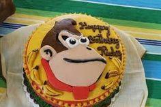 Donkey Kong Boy Birthday, Birthday Ideas, Birthday Cake, Donkey Kong, Cake Ideas, Showers, Birthdays, Parties, Party Ideas