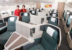 "Our readers ranked Cathay Pacific highly in our business travel poll. No surprise there. Financier Christof Wittig of Kii Capital says the airline is his ""first and only choice for travel to Asia."""