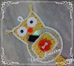 Resultado de imagem para porta pano de prato de croche