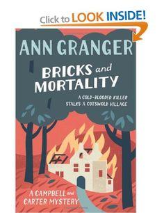 Bricks and Mortality (Campbell & Carter Mystery 3): Amazon.co.uk: Ann Granger: Books