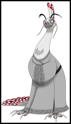 Three Years Late by PeregrineTheGryphon on DeviantArt Tigress Kung Fu Panda, Epic Characters, Peafowl, Avengers Wallpaper, Anthro Furry, Bleach Anime, Big Hero 6, Pretty Birds, Disney And Dreamworks