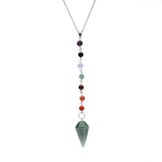 Chakra Healing, Reiki Necklace In Six Colours ❤ Available For Purchase ❤ #chakras #chakrahealing #chakrajourney #chakrabalancing #chakraart #energyhealing #energy #reiki