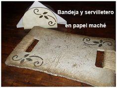 En esta nota te daré 6 fórmulas de distintas masas y mezclas  para hacer objetos artesanales, como la pasta de papel maché, pasta piedr...