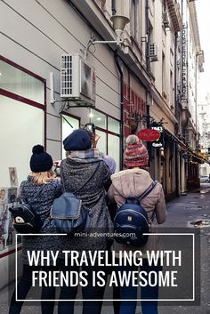 Heard horror stories about travelling with friends? I don't believe 'em. Here's why it's awesome! Ways To Travel, Travel Tips, London Blog, Travel Money, Group Travel, Discount Travel, Travel Couple, Horror Stories, Trip Planning