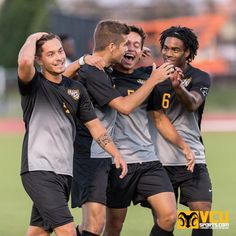 Two clean sheets in one weekend and a 3-0 victory wrap up the weekend for @vcusoccer.  http://vcusports.com/mens-soccer/rams-keep-dolphins-bay-3-0-victory/?st=gallery …