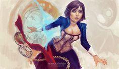 Bioshock Infinite - Solidgrafi