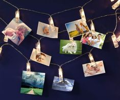LED Photo String Lights-Dreamslink 30 Photo Clips Battery Powered Fairy Twinkle Lights, Wedding Party Home Decor Lights for Hanging Photos, Cards and Artwork Feet, Warm White) *** Details can be found by clicking on the image. (This is an affiliate link) Battery Powered String Lights, Indoor String Lights, Light String, Home Decor Lights, Light Decorations, Photo String, Mini Christmas Tree, Hanging Pictures, Twinkle Lights