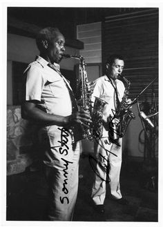 Sonny Stitt & Art Pepper