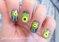 Mike monsters inc.