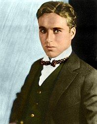 Charlie Chaplin - a biography and filmography on Hollywood's Golden Age.com