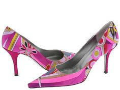 An incredible pair of Pucci shoes!