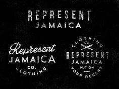 REPJA Co. by Jorgen Grotdal  PD: I see that's not handlettering, I just like the style ;)