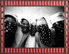 Morocco a-go-go: the eye-popping visions of Hassan Hajjaj - in pictures Lady Biker, Contemporary Photography, Photo Series, African Culture, Everyday Objects, Muslim Women, Miu Miu Ballet Flats, Fashion Shoot, The Guardian