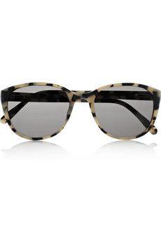 89fed77af5c Prism - Antwerp round-frame matte-acetate sunglasses
