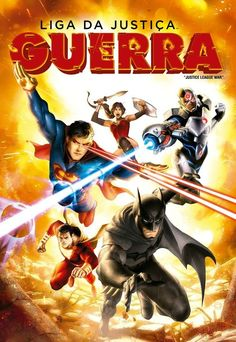 Watch Justice League: War 2014 Full Movie Online Free