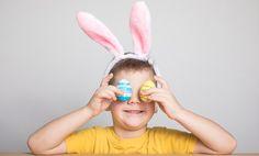 Aktivity pre deti na Veľkú noc: Stavte na veľkonočné dekorácie z papiera a zábavné hry