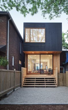 Kyra Clarkson Architect with MODERNest, Toronto, Canada