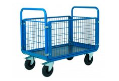 Different #Trolleys Depending on Your Requirement Trolleys are mainly used to transport items from one place to another, say for example in a supermarket or a mall. If you put item over weighted, it would not fit into it.